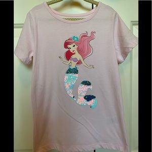 Disney Princess size 7 T-shirt